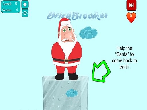 Save the Santa  - Popular Games - Cool Math Games