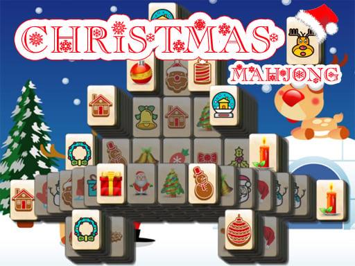 Karácsonyi mahjong 7