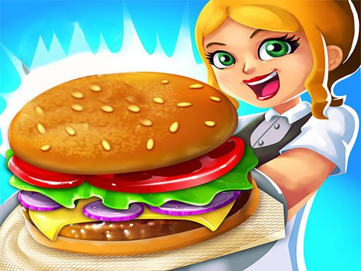 Play Burger Master Shop