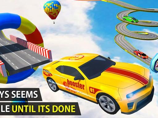 Crazy Car Stunts 2021 - Car Games