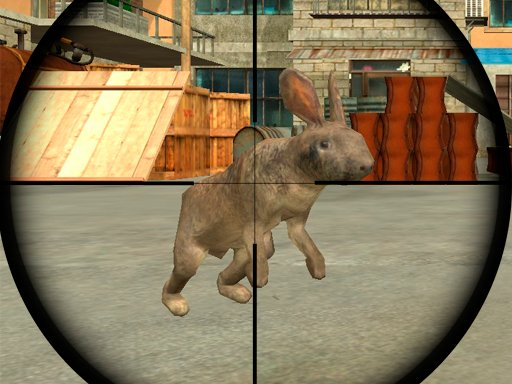 Play Rabbit Shooter Online