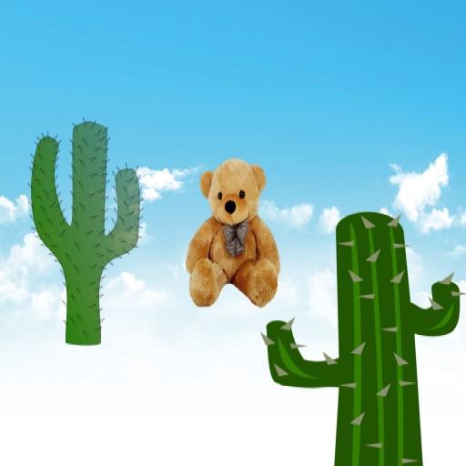 Fall cactus Season 1 teddy