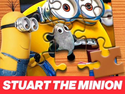 Stuart the Minion Jigsaw Puzzle
