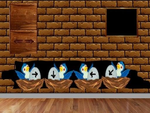 Play Mud Brick Room Escape