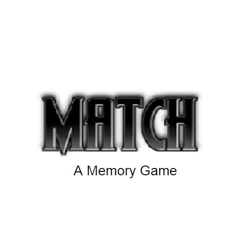 Match - A memory game