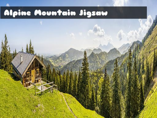 Play Alpine Mountain Jigsaw