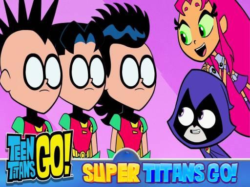 Play Teen Titans Go Adventures