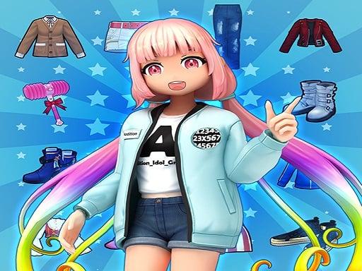 Play Girl-Styledol 3D Avatar maker
