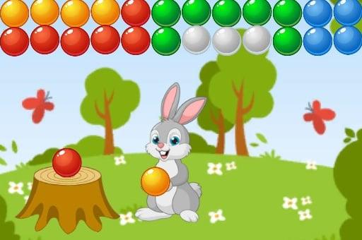 Bubble Shooter Bunny