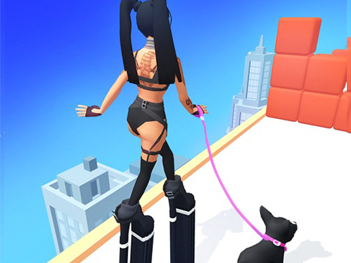 High Heels - Impossible Walk