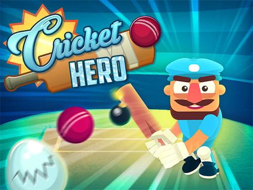 Play Cricket Hero
