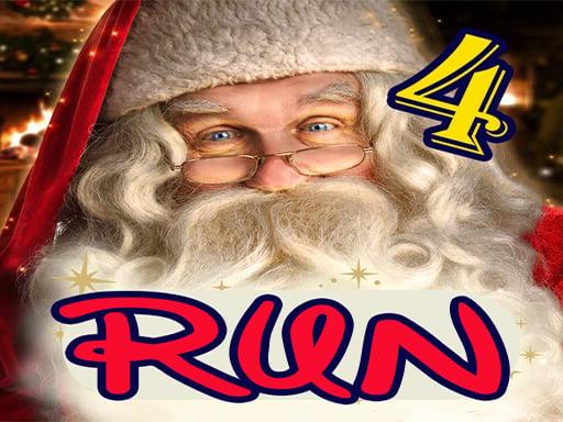 Play Santa Run Clause Driving Adventure Christmas new y