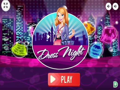 Play Game Night Dress