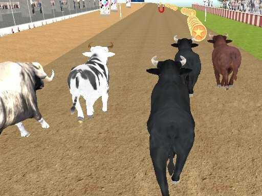 Bull Racing - Popular Games - Cool Math Games