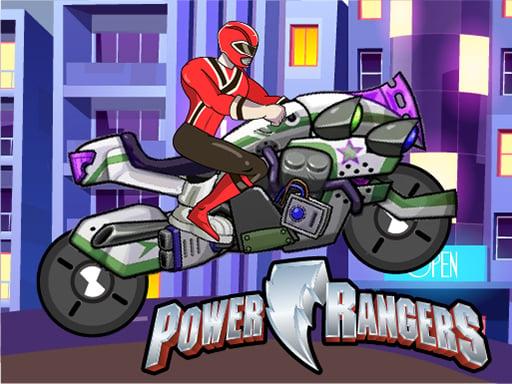 Могучие Рейнджеры Racerpunk