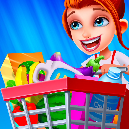 Supermarket -Kids Shopping Game