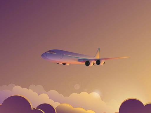 Vacation Airplanes Jigsaw
