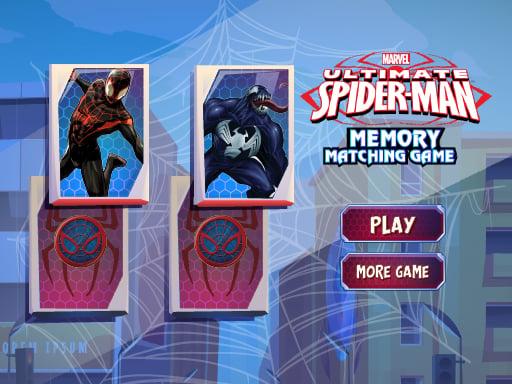 Spiderman Memory - Brain Puzzle Game