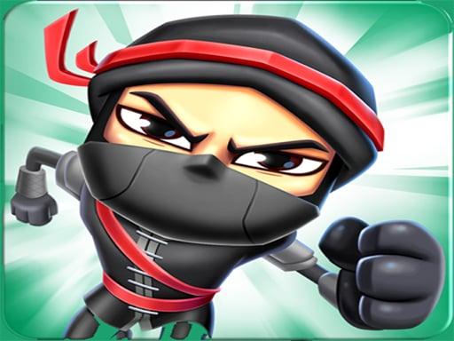 Play Nindash: Ninja Race