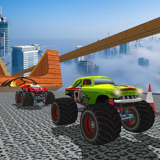 Monster Truck Ramp