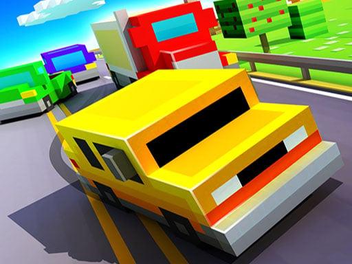 Блочное шоссе: гонки на дорогах