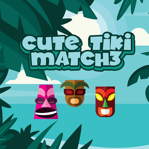 Cute Tiki Match 3