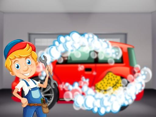 Play Car Wash With John 2