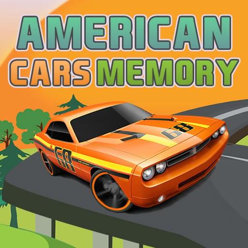 American Cars Memory