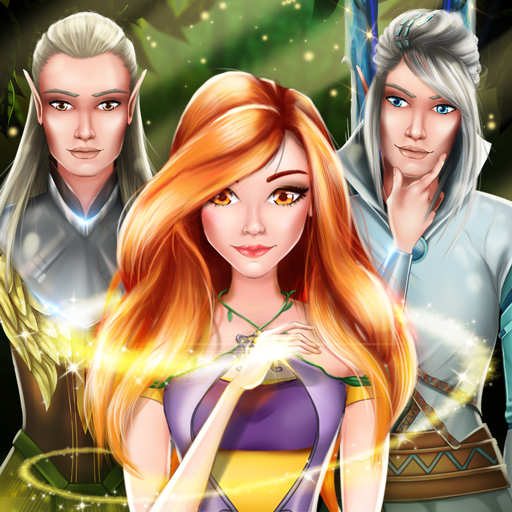 Fantasy Fairy Tale Princess