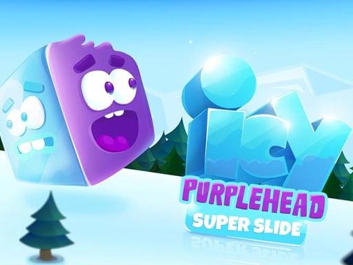 Play Icy Purple Head