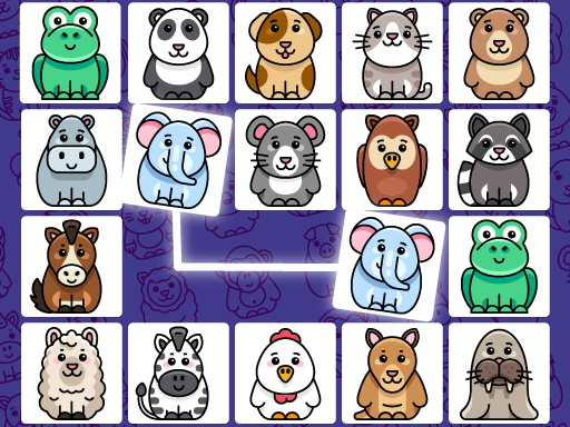 Kris Mahjong Animals