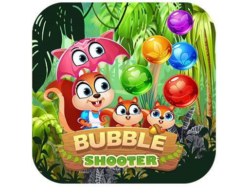 Watch Bubble Shooter Squirrel