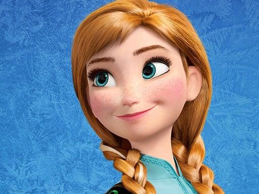 Коллекция пазлов Anna Frozen