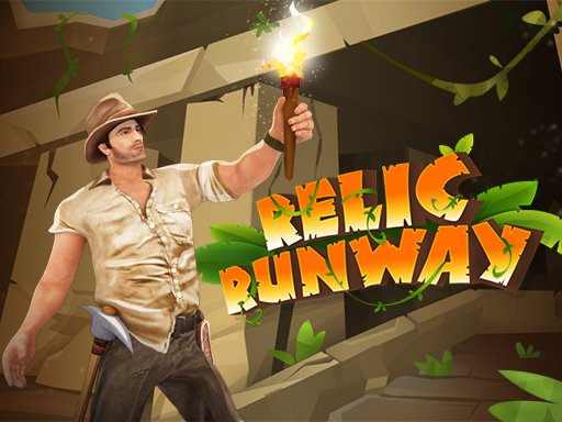 Play Relic Runway game online!