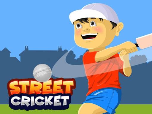 Уличный крикет
