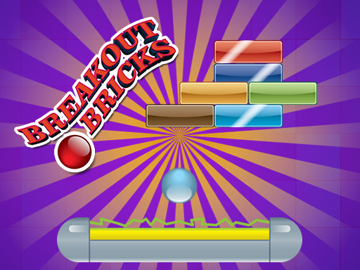 Breakout Bricks Game