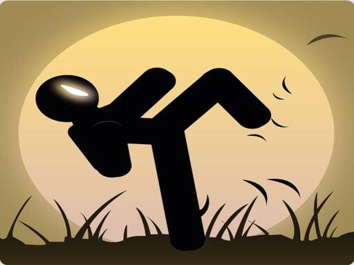 Stickman Fighter Training
