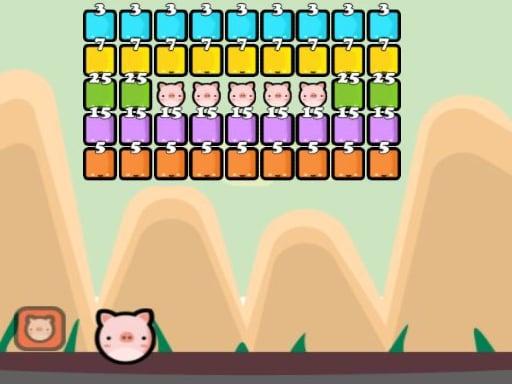 Pigs vs Blocks