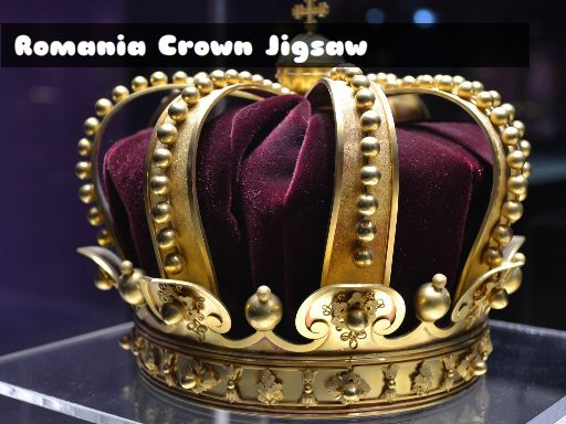 Play Romania Crown Jigsaw
