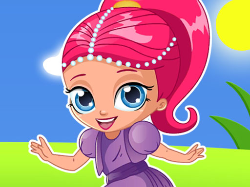 Play Shimmer and Shine Sky Jumper Online
