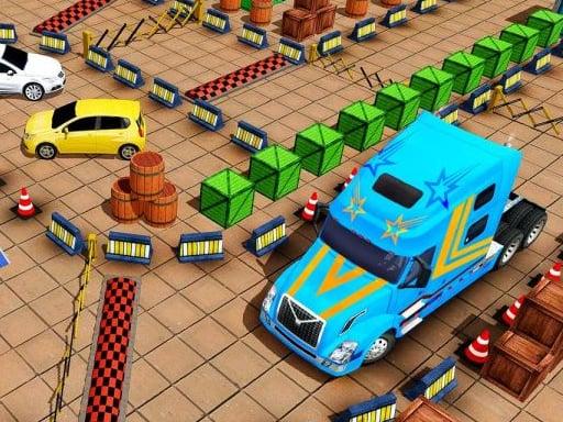 Truck Parking 3d 2021
