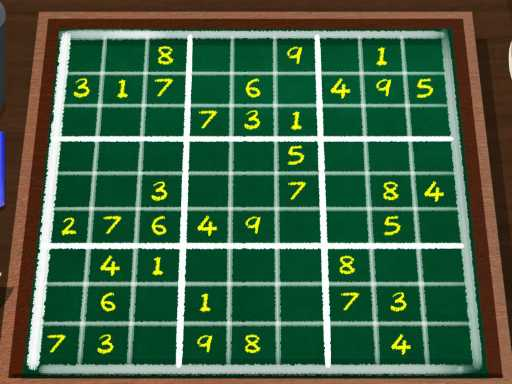 Play Weekend Sudoku 01