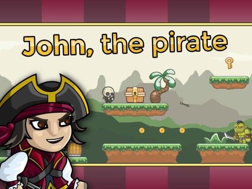 Джон пират