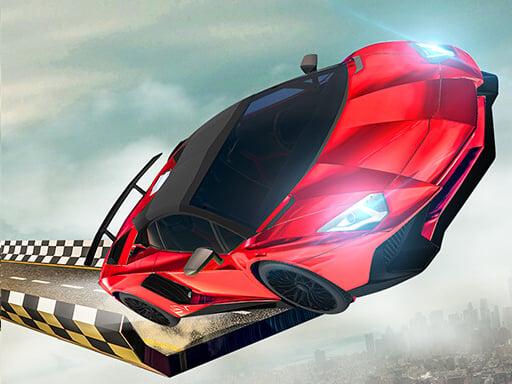 Play Crazy Stunt Car