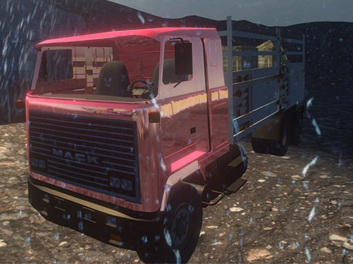 模擬卡車駕駛