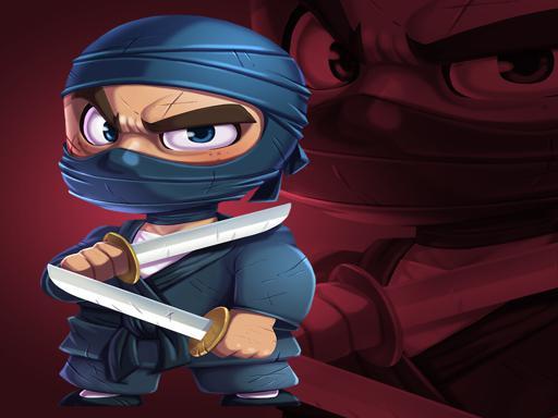 Ninja Jump Force – Игра онлайн