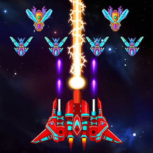 Galaxy Attack-Alien Shooter