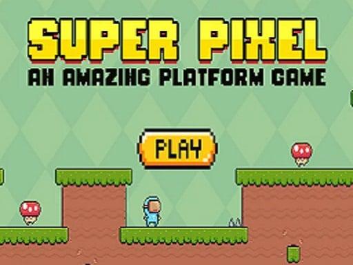 Play Super Pixel
