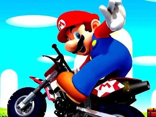 Супер Марио Вилли