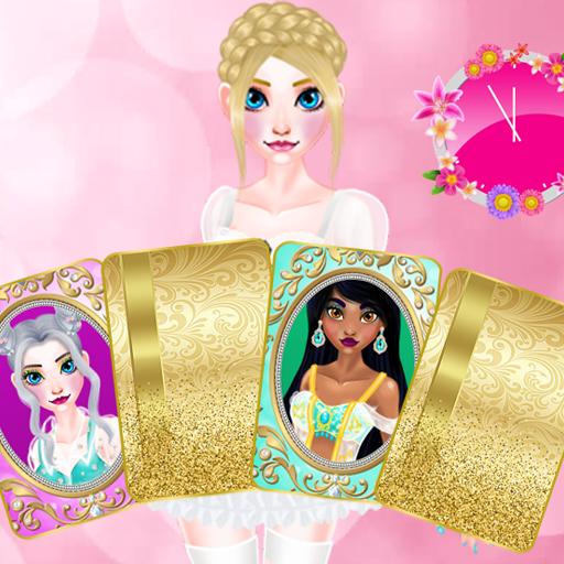Beautiful Princesses - Find a Pair